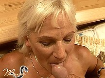 Granny fucking and sucking